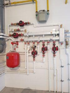 7. Инжинерные системы - отопление