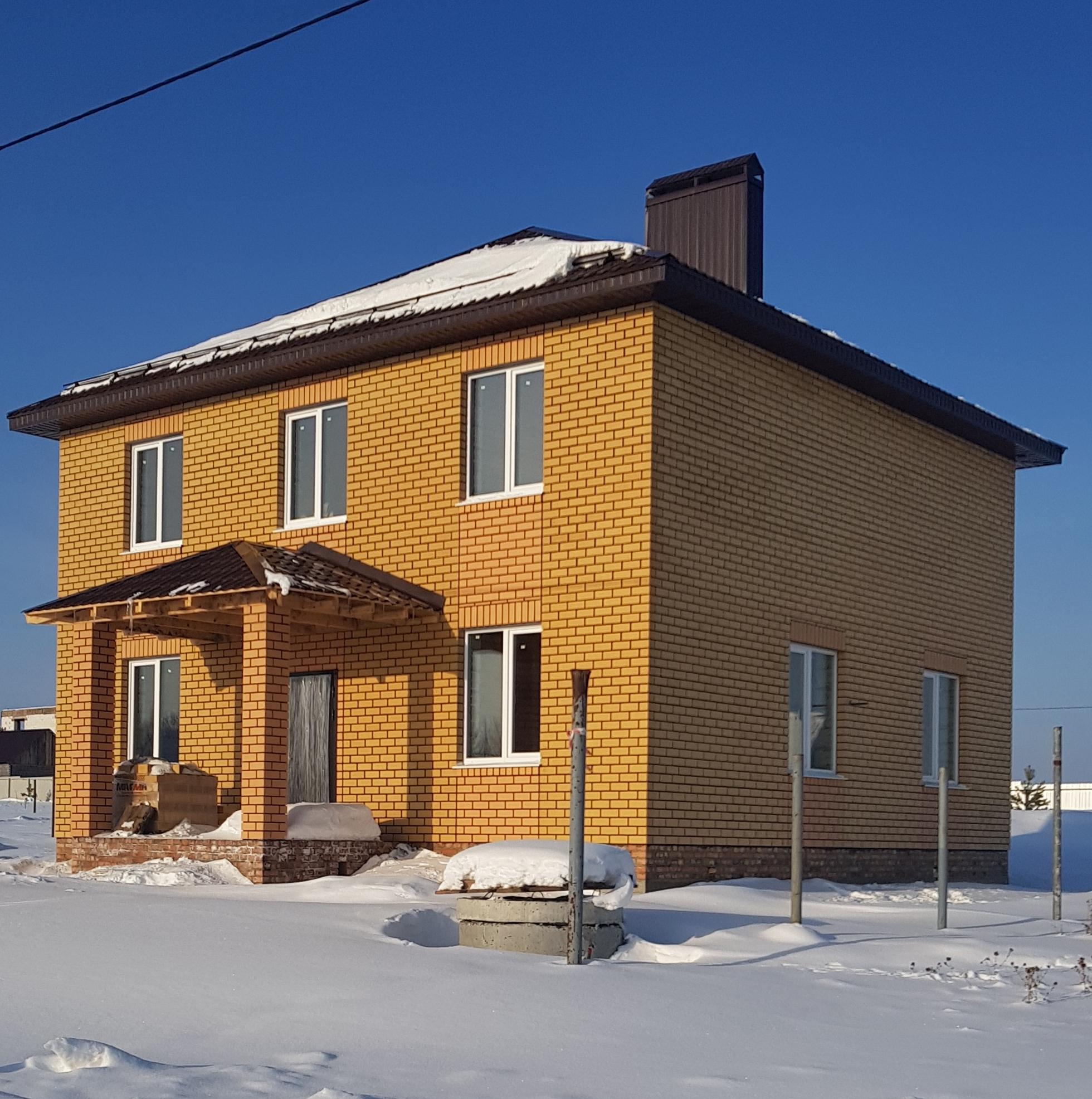 Жилой дом в селе Ухтинка