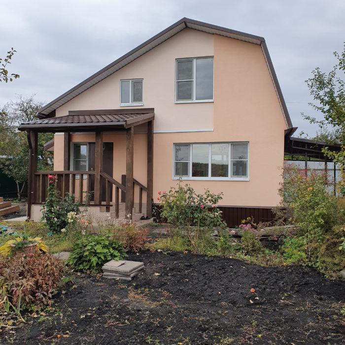 Капитальный ремонт дачного дома