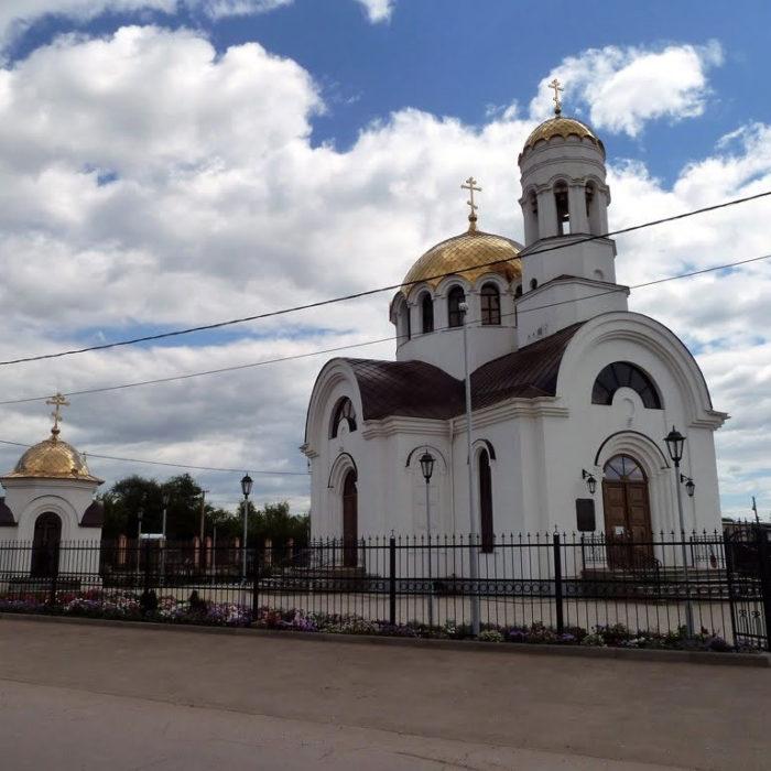 Полная Реставрация Церкви Успения Пресвятой Богородицы в селе Кротовка (Самарской области)