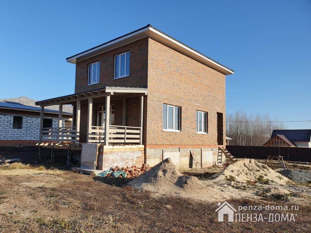 Строим дома в Пензе