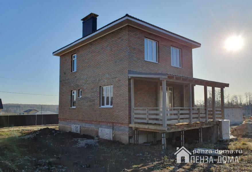Дом Пенза Лесхоз (Пенза-Дома) Строительство частных домов