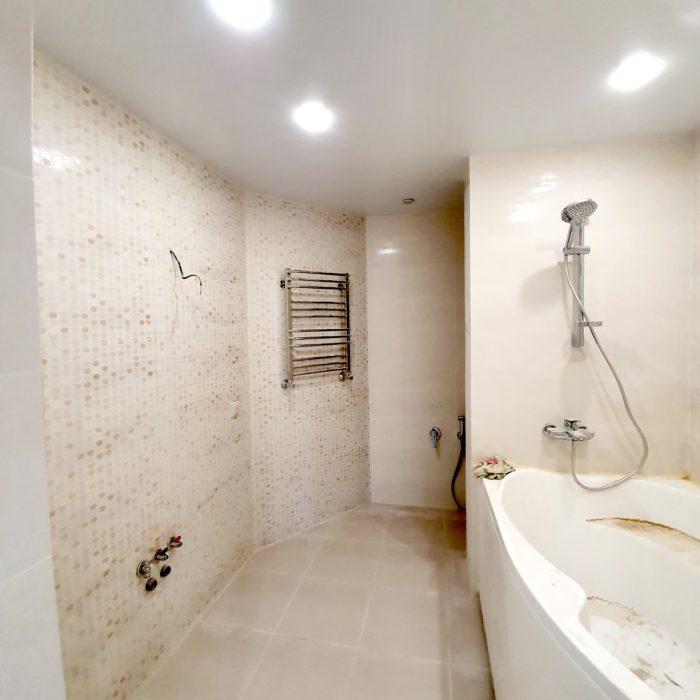 Отделка ванной комнаты в Пензе